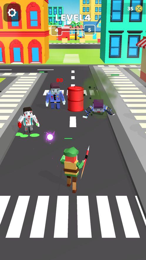 僵尸投掷大师手机游戏安卓版图片1