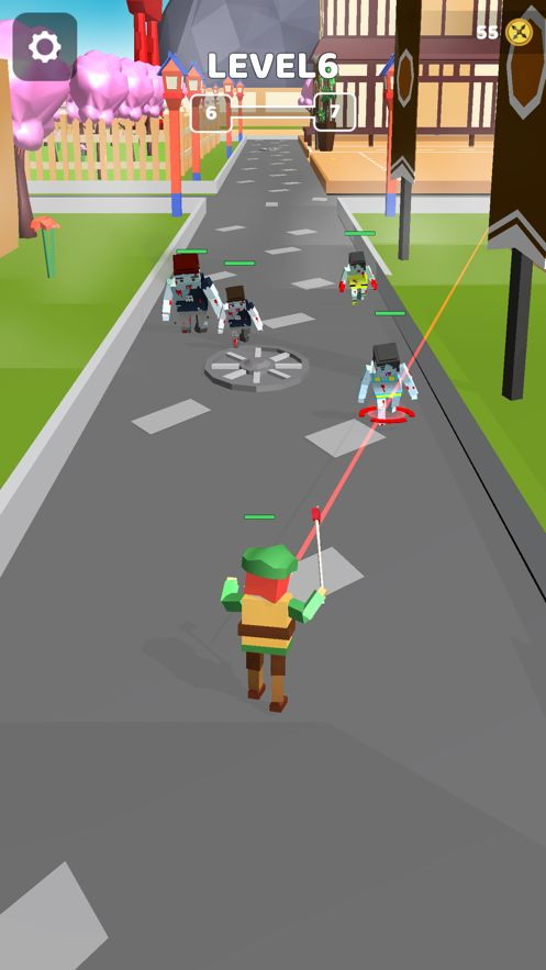 僵尸投掷大师手机游戏安卓版图片2