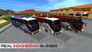 印尼巴士模拟器修改中文版图4