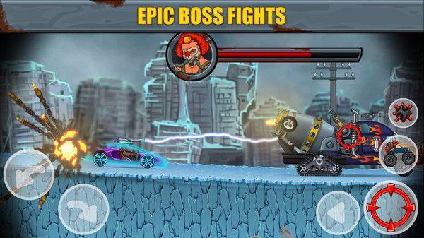 勇士狂怒之路游戏无限货币下载图3:
