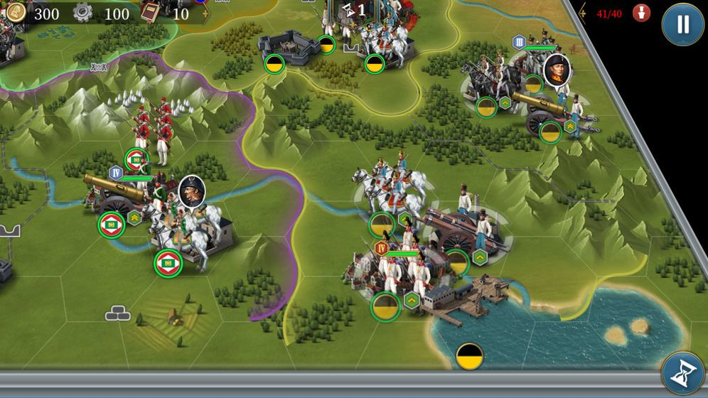 欧陆战争6游戏安卓地址下载安装图2: