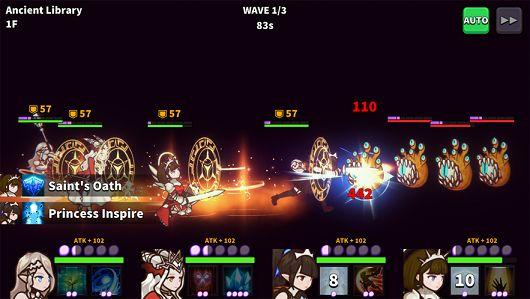 幻想x地牢游戏中文汉化版图2: