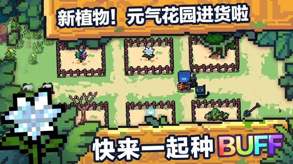 元气骑士4.0破解版无限钻石无限血图2: