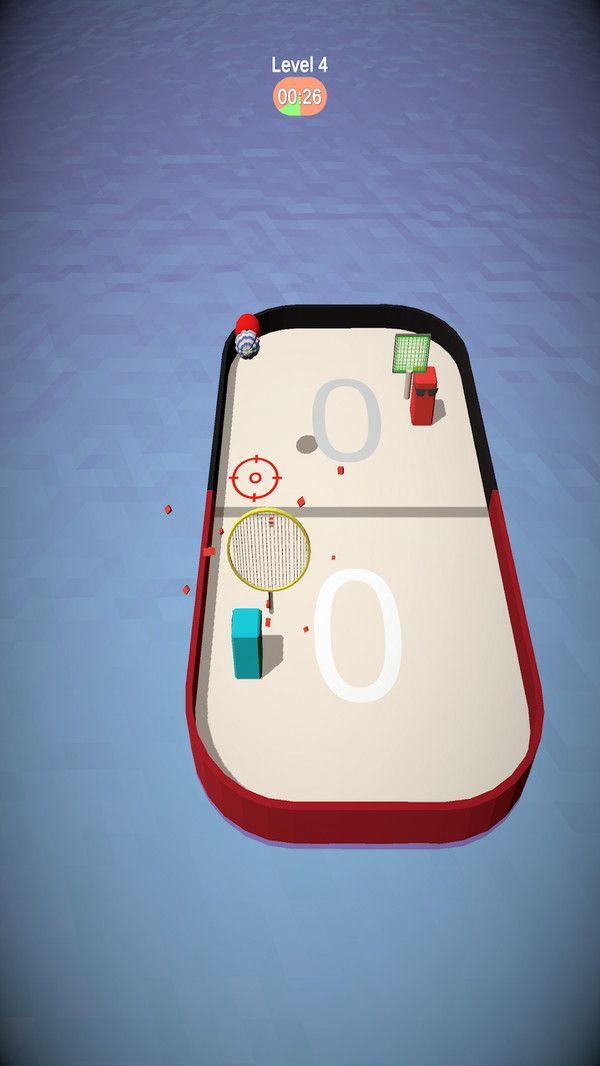 炸弹网球游戏安卓手机版图1: