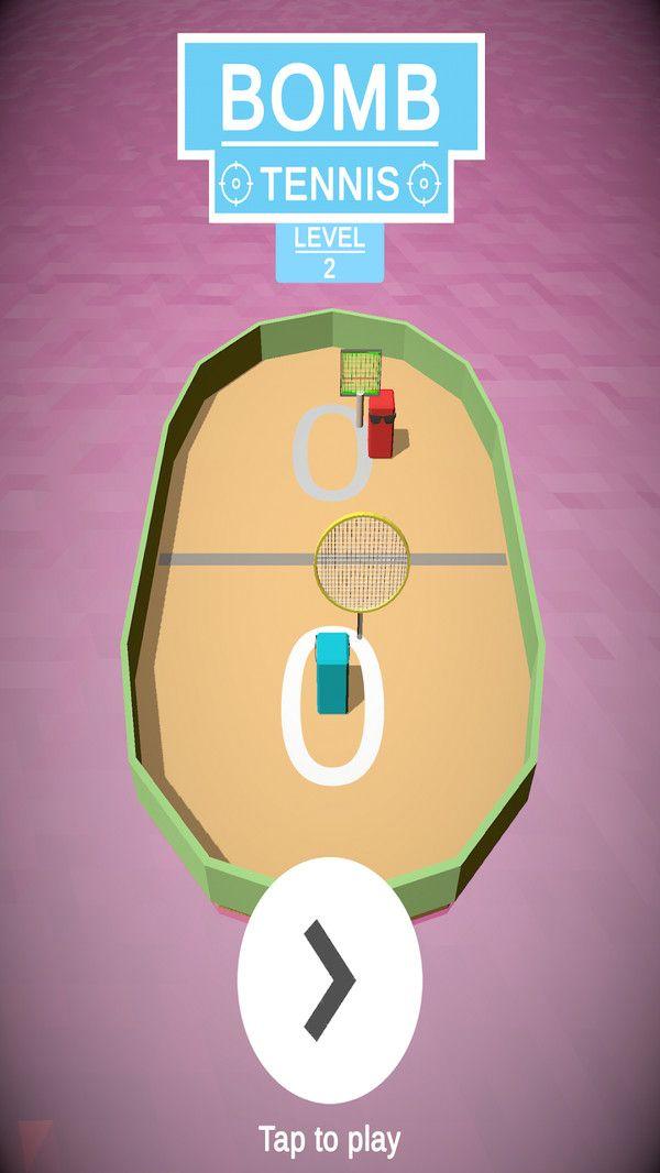 炸弹网球游戏安卓手机版图片4