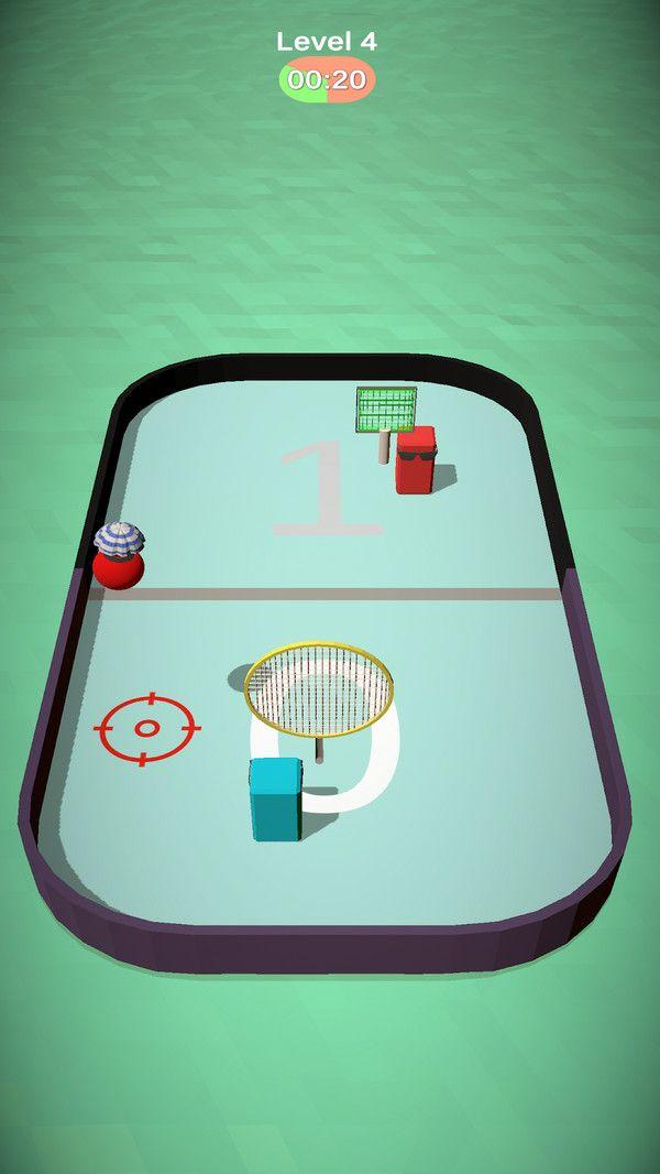 炸弹网球游戏安卓手机版图片3
