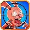 僵尸兔子大战游戏