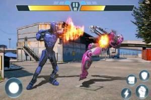 机器人战争场地3D游戏安卓最新版下载图片2