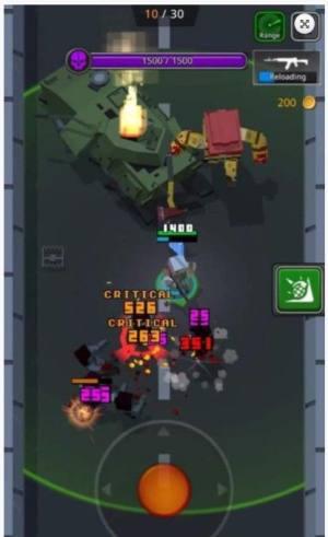像素勇士大闯关游戏安卓手机版图片1