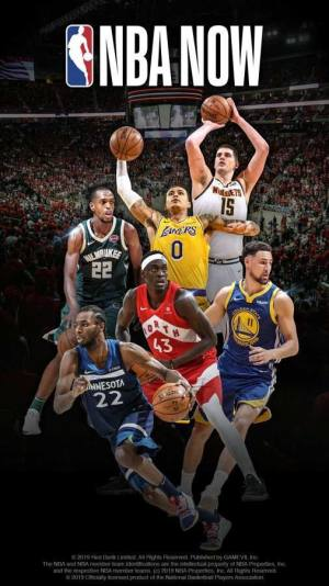 NBA NOW无限金币版图1
