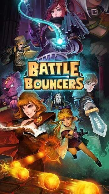战斗保镖游戏安卓汉化版(Battle Bouncers)图2: