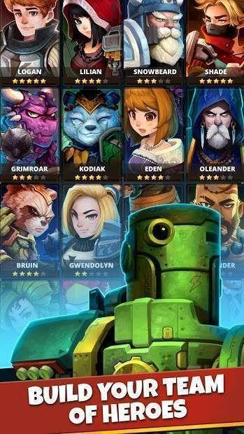 战斗保镖游戏安卓汉化版(Battle Bouncers)图3: