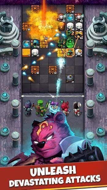 战斗保镖游戏安卓汉化版(Battle Bouncers)图1: