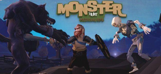 怪物獵人中世紀RPG游戲中文手機版圖片1