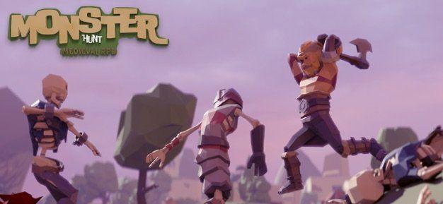 怪物獵人中世紀RPG游戲中文手機版圖片2