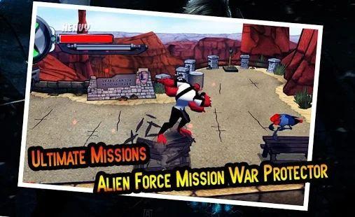 外星任务战争守护者游戏中文汉化版图片4