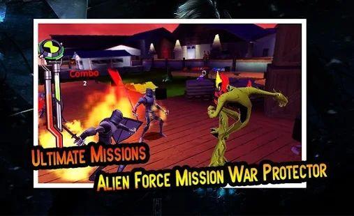 外星任务战争守护者游戏中文汉化版图片1