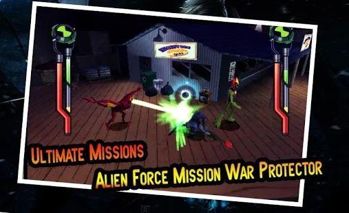 外星任务战争守护者游戏中文汉化版图片3