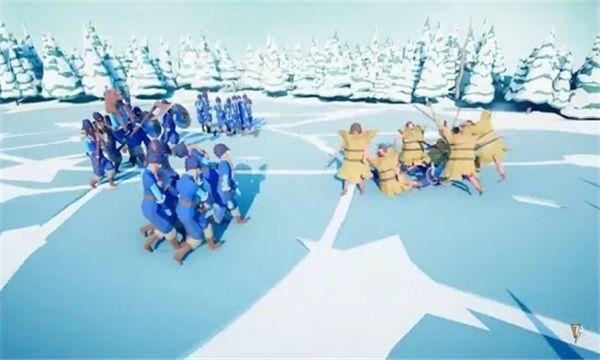 冰川上的战争游戏手机版下载图2: