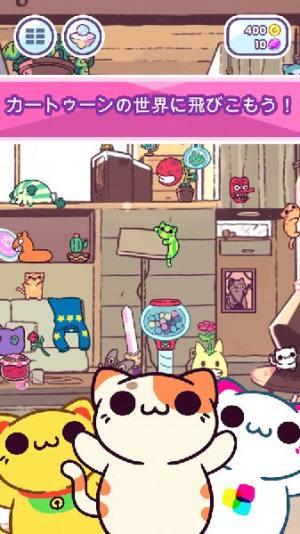 小偷猫卡通新纪元破解版图6
