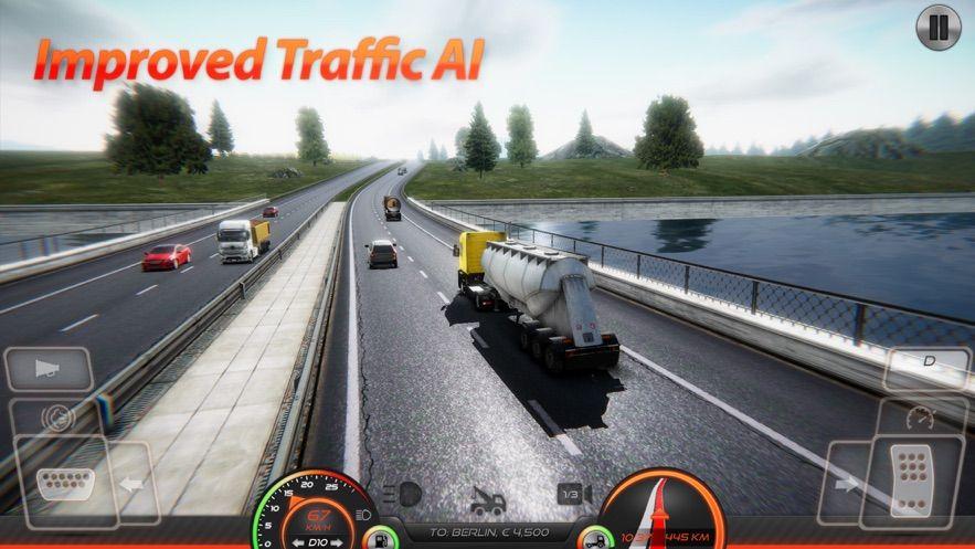 超级驾驶公交车模拟器破解版无限金币版图1: