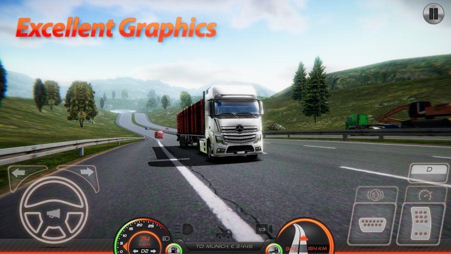 超级驾驶公交车模拟器破解版无限金币版图3: