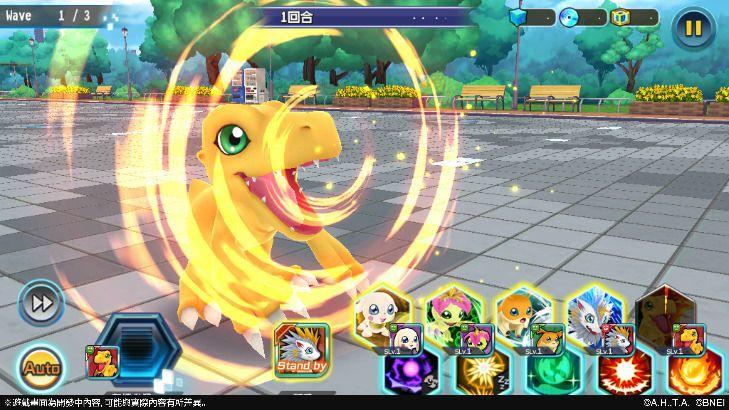 数码宝贝ReArise游戏官方网站下载正式版图4: