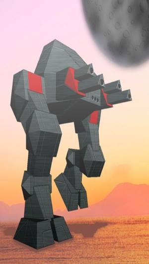 钢铁机械游戏图1