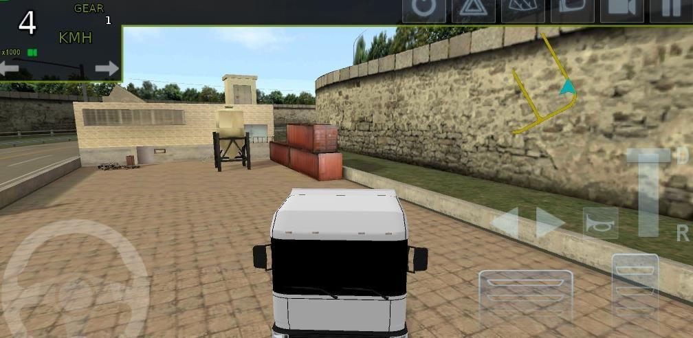 卡车驾驶模拟器2020无限金币破解版下载图2: