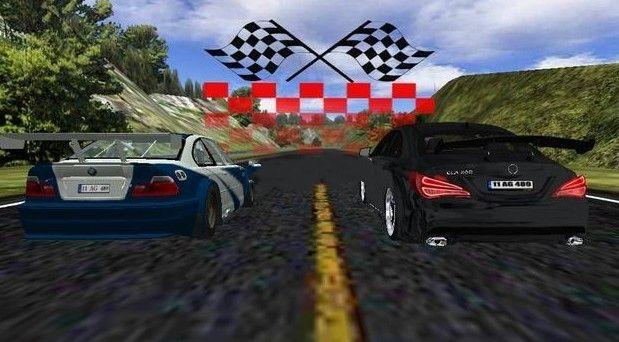 奔驰c200模拟驾驶游戏中文官方版下载图2: