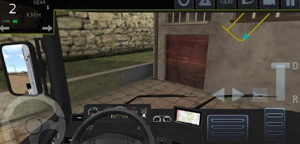 卡车驾驶模拟器2020无限金币破解版下载图4: