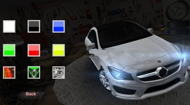 奔驰c200模拟驾驶游戏中文官方版下载图4: