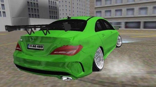奔驰c200模拟驾驶游戏中文官方版下载图1: