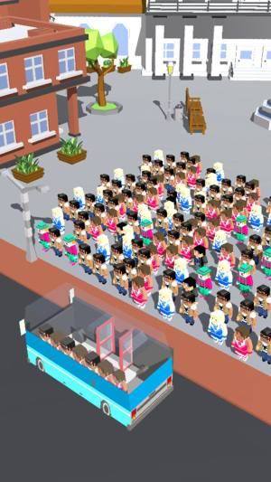 挤上公交是不可能的手机游戏图1