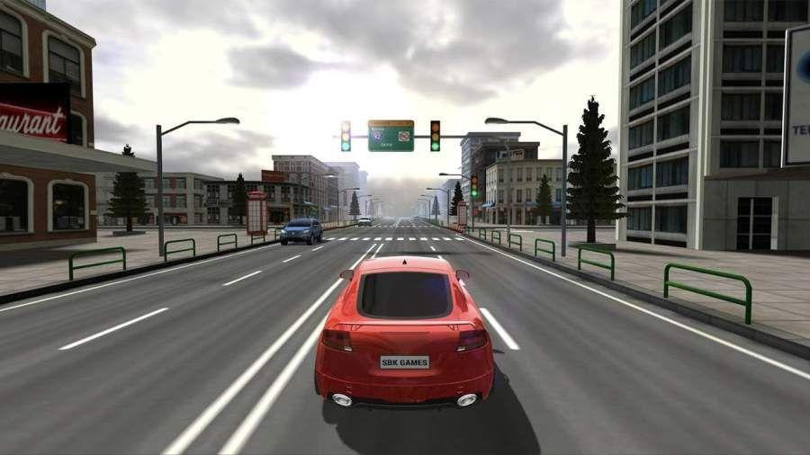 极限马尼拉赛车游戏无限金币破解版下载图1: