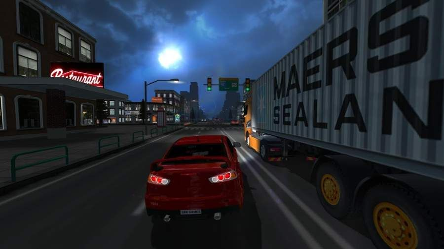 极限马尼拉赛车游戏无限金币破解版下载图2: