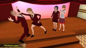 美国高校女生模拟器中文版图3