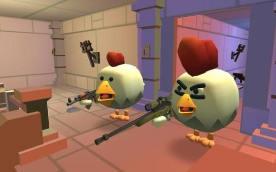 小鸡火力对决游戏官方国际服下载图片2