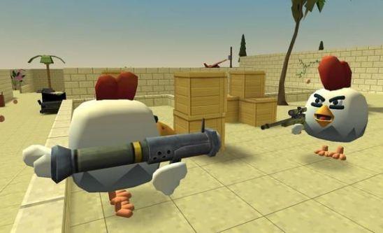 小鸡火力对决游戏官方国际服下载图片3