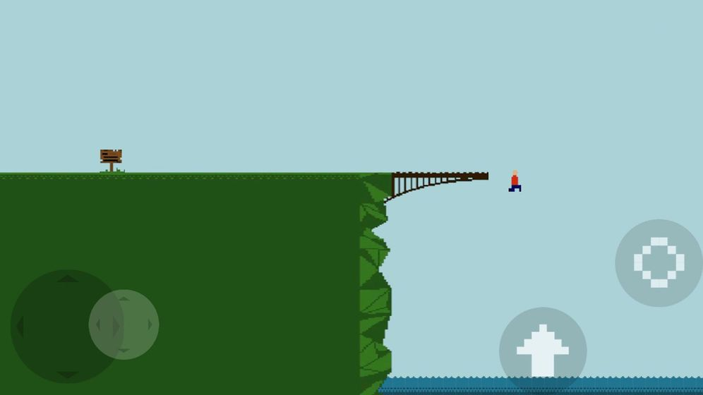 抖音跳桥求死不能游戏正式版下载图1: