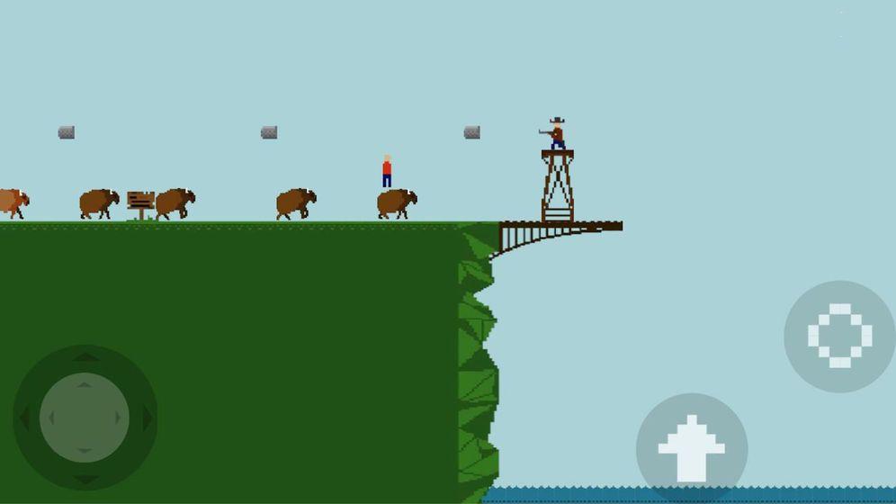 抖音跳桥求死不能游戏正式版下载图5: