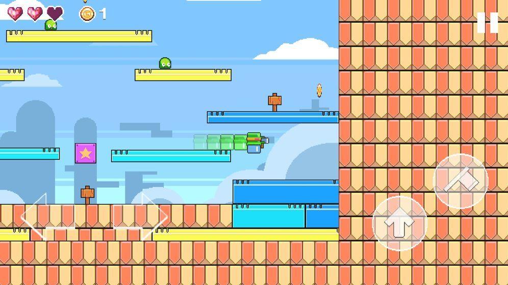 绿帽王的冒险游戏安卓手机版图4: