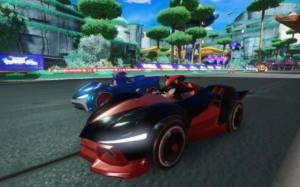 腾讯索尼克赛车官网版图3