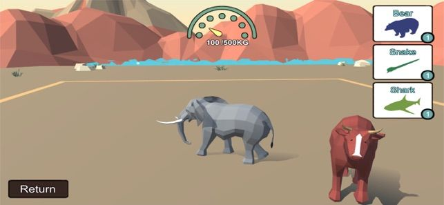 动物结合体游戏中文破解版下载图3: