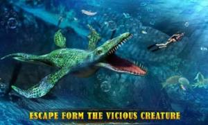 蛇颈龙模拟器小游戏最新安卓版下载图片1