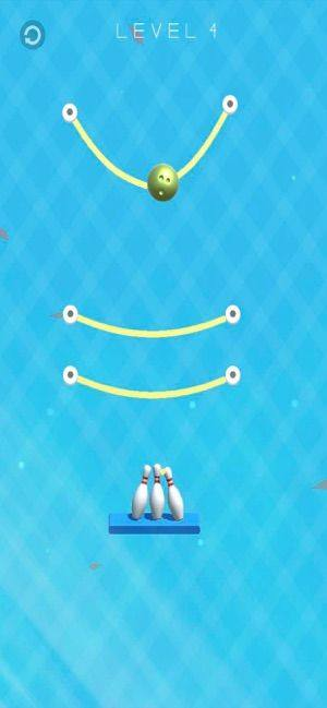 Bowling Cut Rope Puzzle中文版图4
