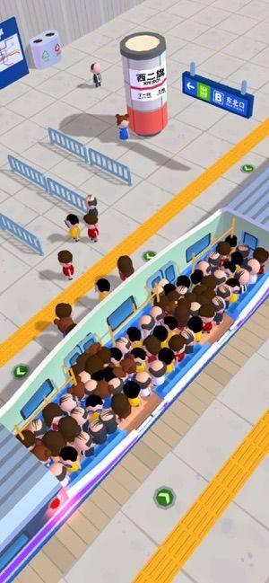 超载地铁破解版图1