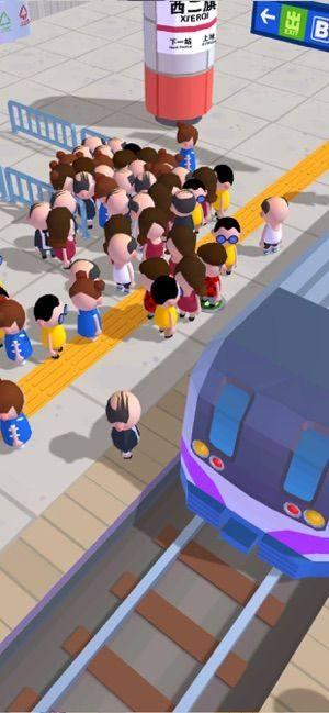 超载地铁破解版图2
