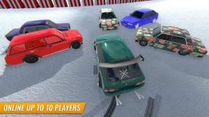 俄罗斯汽车漂移破解版图5