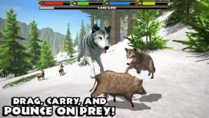 终极狼群模拟器2中文版图3